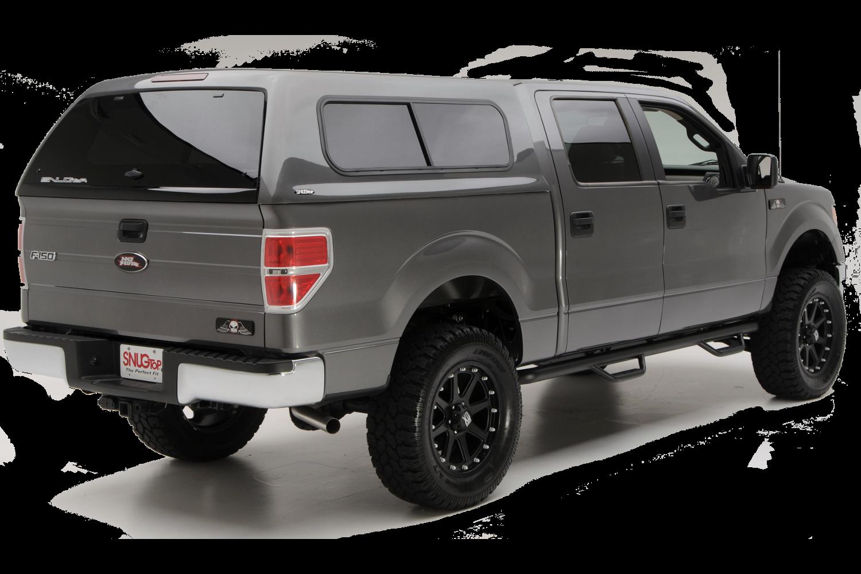Snugtop Fiberglass Camper Shells  SoCal Truck Accessories & Equipment Santee, San Diego